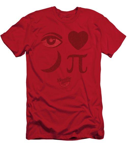 Moon Pie - Eye Pie Men's T-Shirt (Athletic Fit)