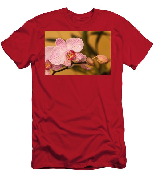 Moth Orchid Men's T-Shirt (Athletic Fit)