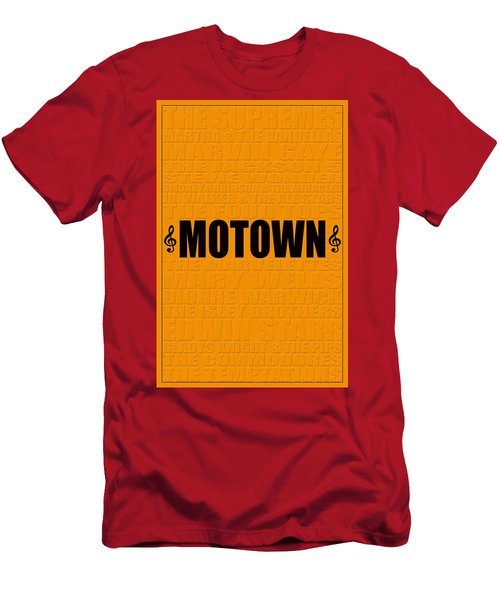 Motown Men's T-Shirt (Athletic Fit)