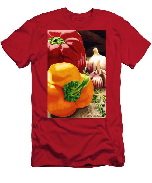 My Cutting Board Men's T-Shirt (Athletic Fit)