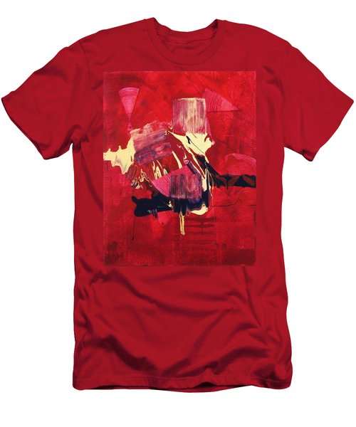 My Heart Was So Full I Thought It Would Burst Men's T-Shirt (Athletic Fit)
