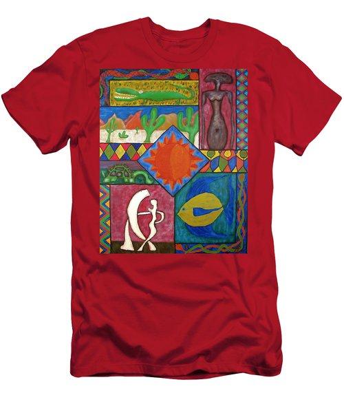 Naive #12 Men's T-Shirt (Athletic Fit)