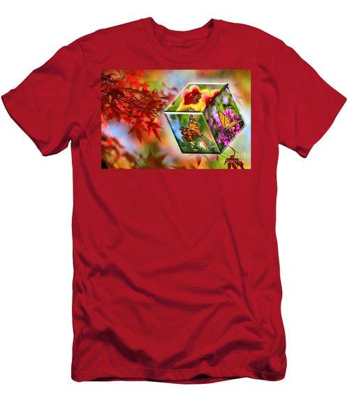 Natural Vibrance Men's T-Shirt (Athletic Fit)