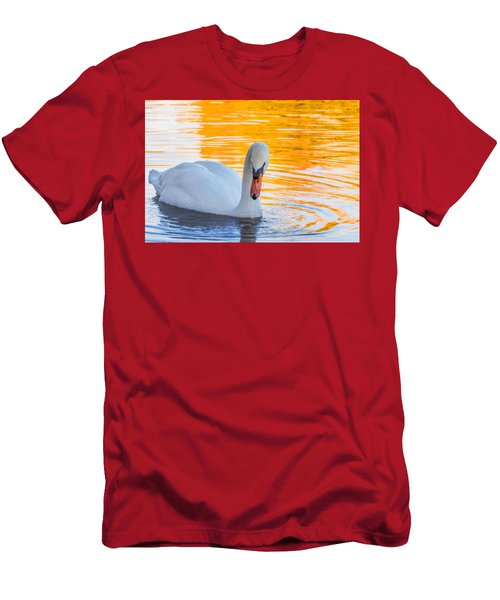 Men's T-Shirt (Athletic Fit) featuring the photograph Nature's Grace by Garvin Hunter