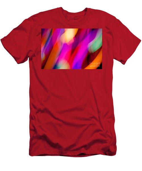 Neon Dance Men's T-Shirt (Athletic Fit)