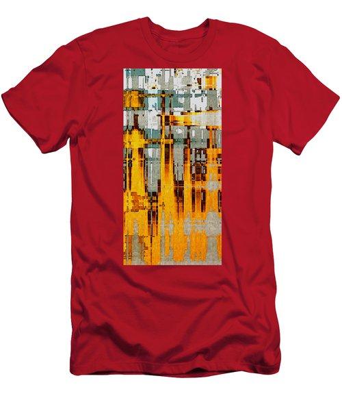 Ochre Urbanity Men's T-Shirt (Athletic Fit)