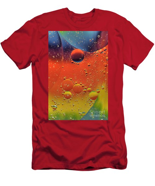 Oil And Water Men's T-Shirt (Athletic Fit)