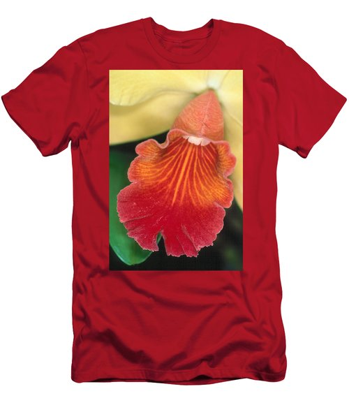 Orchid 16 Men's T-Shirt (Slim Fit) by Andy Shomock