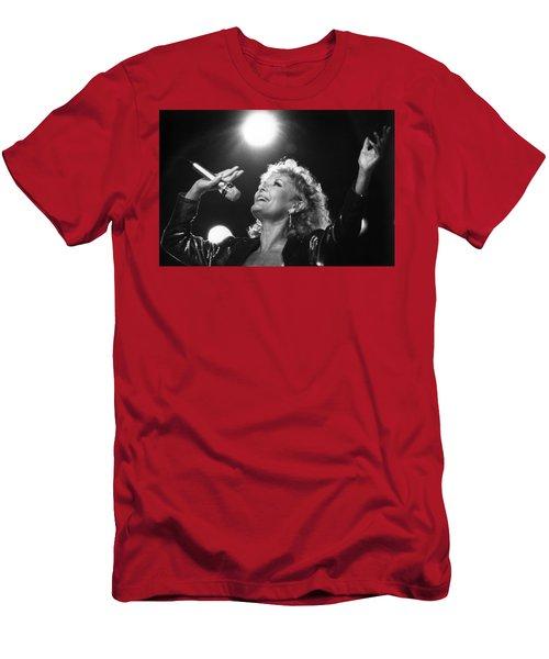 Petula Clark  Men's T-Shirt (Athletic Fit)