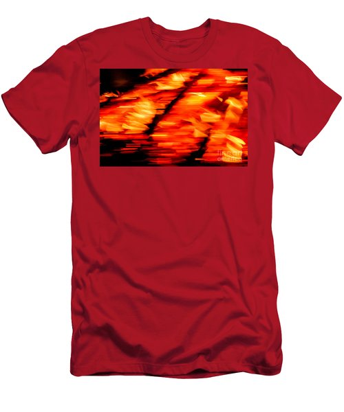 Playing With Fire 2 Men's T-Shirt (Athletic Fit)