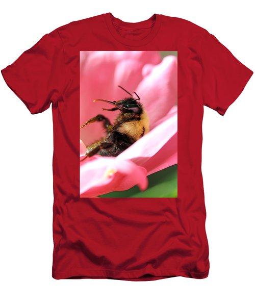 'pollen High' Men's T-Shirt (Athletic Fit)