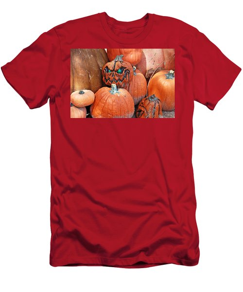 Pumpkin Patch Men's T-Shirt (Athletic Fit)