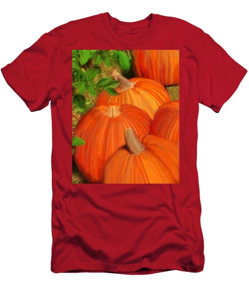 Pumpkins Pumpkins Everywhere Men's T-Shirt (Athletic Fit)