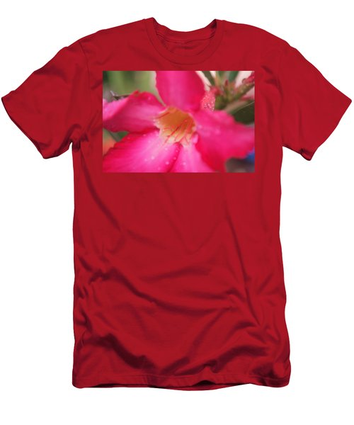 Men's T-Shirt (Slim Fit) featuring the photograph Rain Season by Miguel Winterpacht