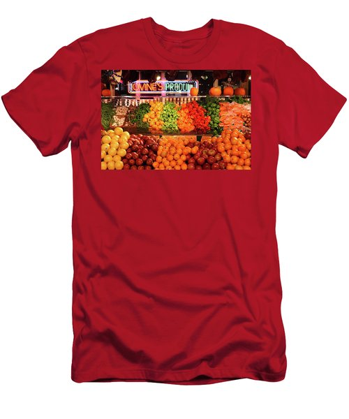 Reading Terminal Market Men's T-Shirt (Athletic Fit)