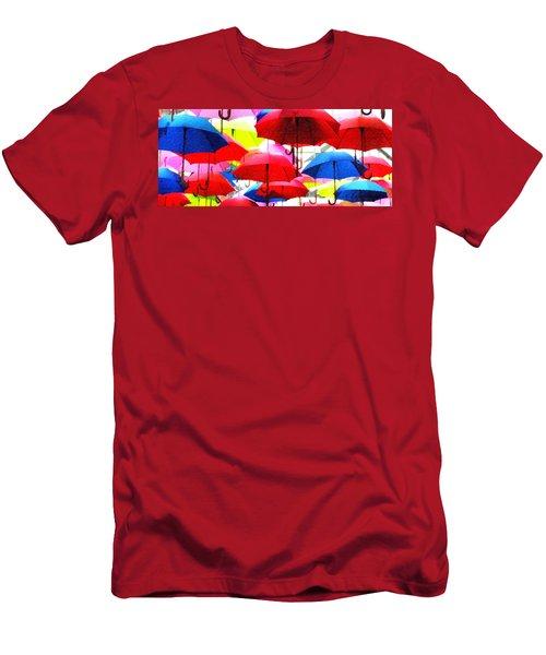 Ready For Rain Men's T-Shirt (Athletic Fit)
