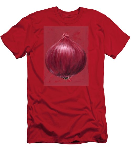 Red Onion Men's T-Shirt (Athletic Fit)