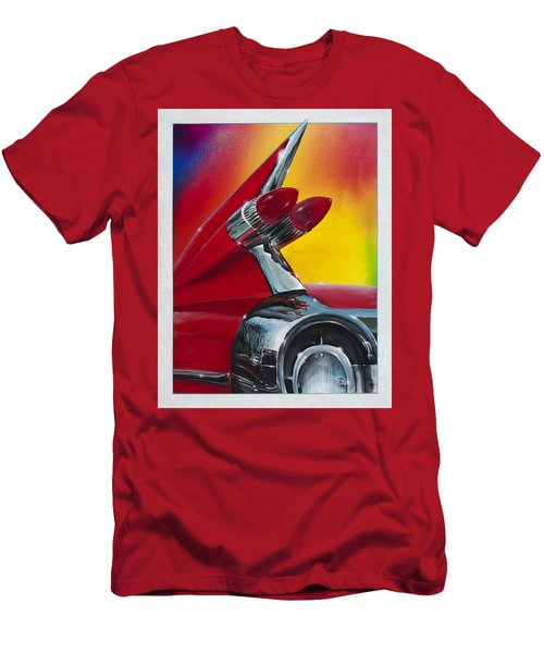 Reflections Of Yesterday Men's T-Shirt (Athletic Fit)