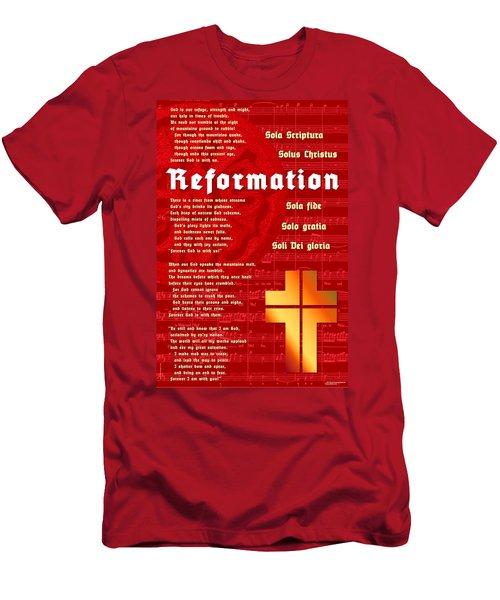 Reformation Men's T-Shirt (Athletic Fit)