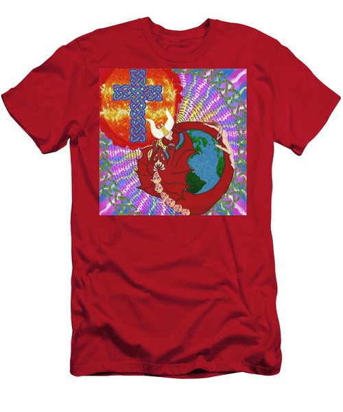 Revelation 12 Men's T-Shirt (Athletic Fit)