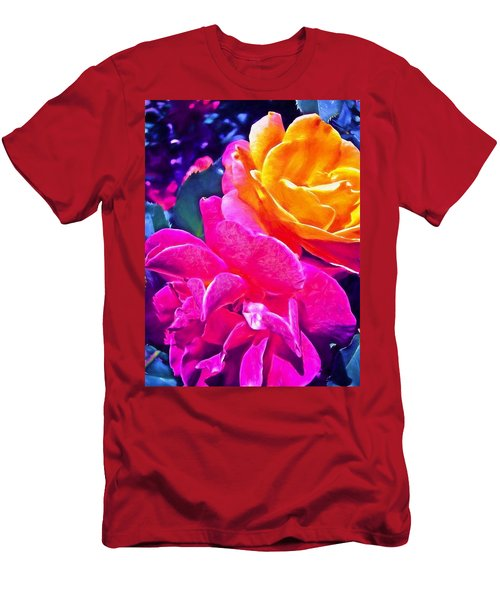 Rose 49 Men's T-Shirt (Athletic Fit)