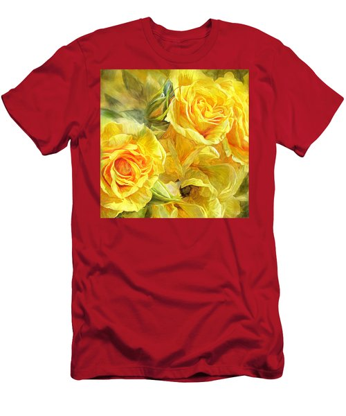 Rose Moods - Joy Men's T-Shirt (Athletic Fit)