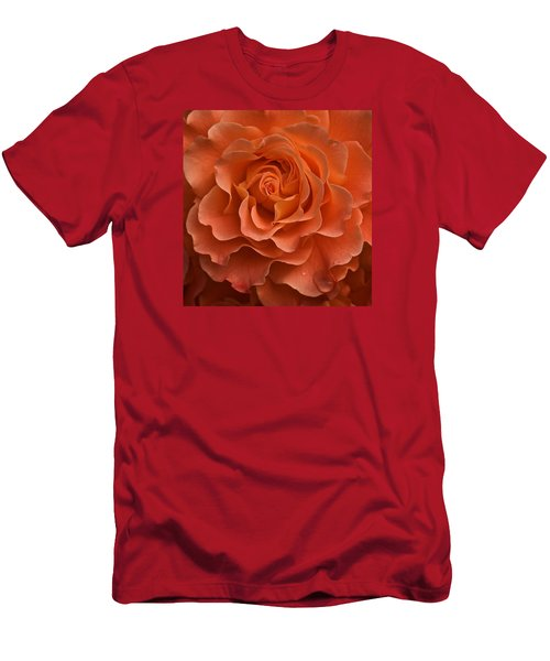 Rose Study Men's T-Shirt (Athletic Fit)