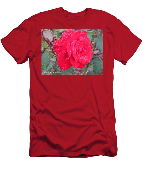 Rosie Red Men's T-Shirt (Athletic Fit)