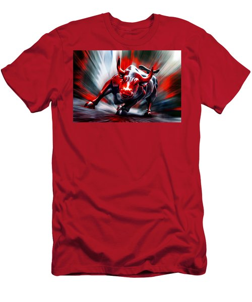 Run Men's T-Shirt (Athletic Fit)