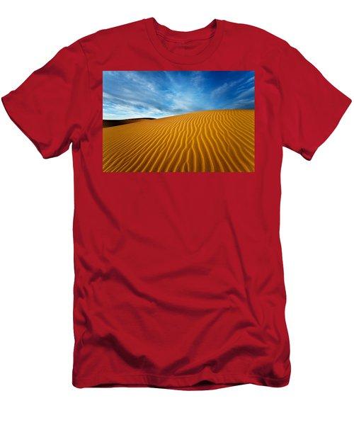 Sands Of Time Men's T-Shirt (Athletic Fit)