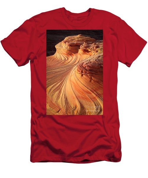 Second Wave Flow Men's T-Shirt (Athletic Fit)
