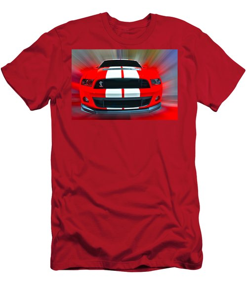 Shelby Gt 500  2013 Men's T-Shirt (Athletic Fit)