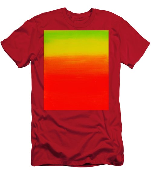 Simply Rasta Men's T-Shirt (Athletic Fit)