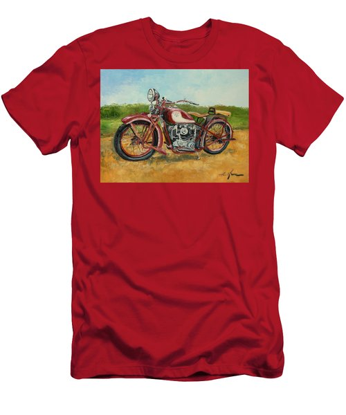 Sokol 1000 - Polish Motorcycle Men's T-Shirt (Athletic Fit)