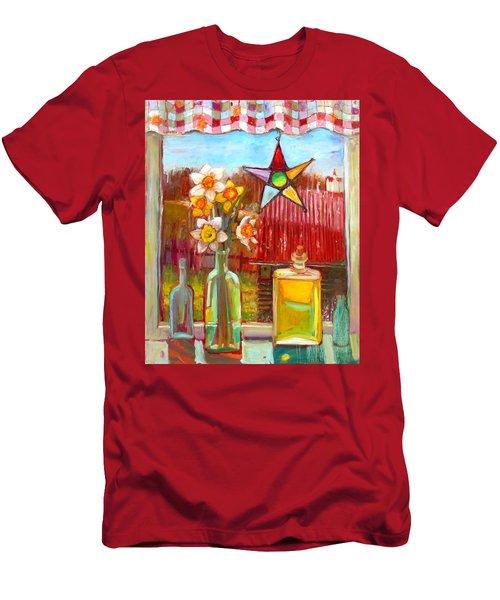 St012 Men's T-Shirt (Athletic Fit)