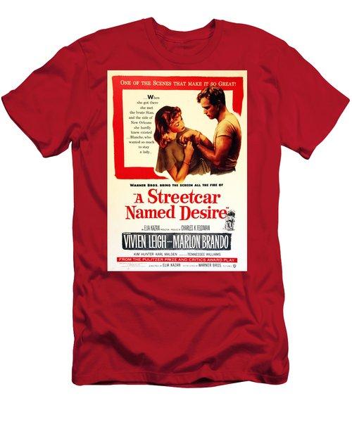 Stellaaaaa - A Streetcar Named Desire Men's T-Shirt (Athletic Fit)
