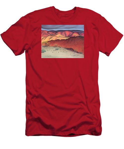 Storm Outback Australia Men's T-Shirt (Athletic Fit)