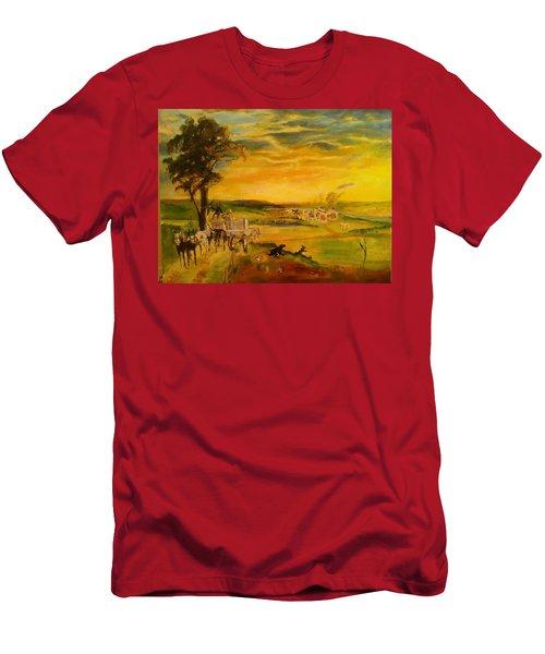 Story Men's T-Shirt (Athletic Fit)