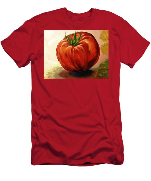 Summer Fruit Men's T-Shirt (Athletic Fit)