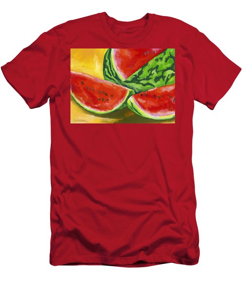 Summertime Delight Men's T-Shirt (Athletic Fit)