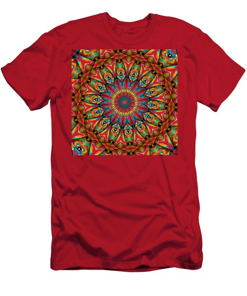 Sunsets In Texas Men's T-Shirt (Athletic Fit)