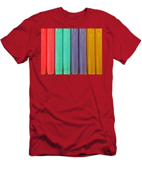 Men's T-Shirt (Athletic Fit) featuring the photograph Sweet Colors by Rick Locke