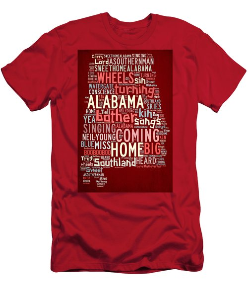 Sweet Home Alabama 4 Men's T-Shirt (Athletic Fit)