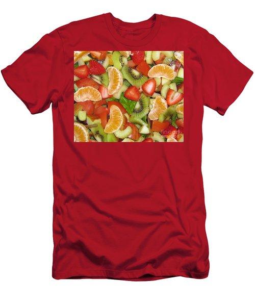 Sweet Yummies Men's T-Shirt (Slim Fit) by Janice Westerberg