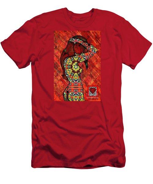 Tattoo Men's T-Shirt (Slim Fit) by Joseph J Stevens