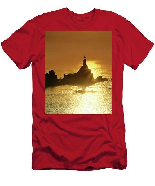 The Light Men's T-Shirt (Athletic Fit)