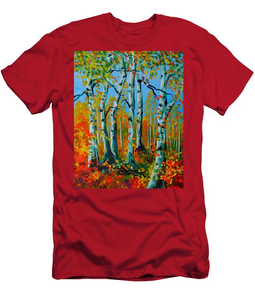The Aspens Men's T-Shirt (Athletic Fit)