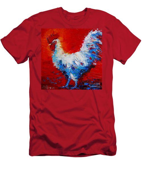 The Chicken Of Bresse Men's T-Shirt (Athletic Fit)