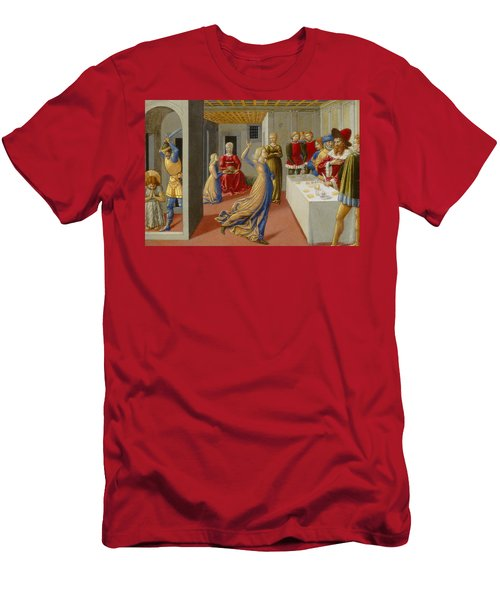 The Feast Of Herod And The Beheading Of Saint John The Baptist Men's T-Shirt (Athletic Fit)
