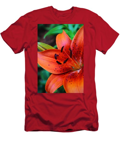 The First Lily Men's T-Shirt (Athletic Fit)
